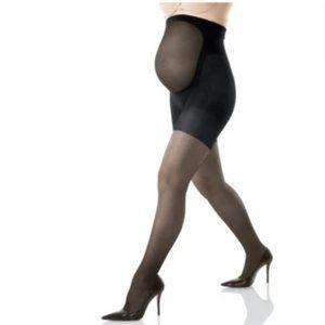 Mama SPANKS Maternity Full Length Pantyhose D/XL